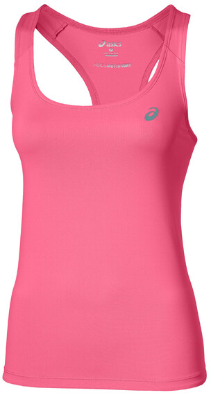 asics Fitted - Camiseta Running Mujer - rosa